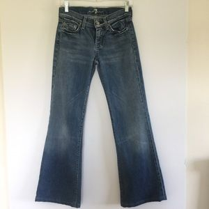 7 For All Mankind Jeans - 7 For All Mankind Distressed Dojo Jeans